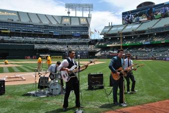 Oakland A's Field 6/29/15