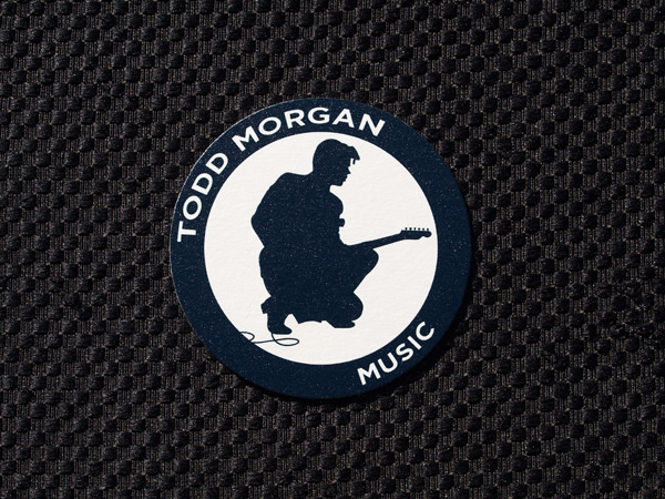 Todd Morgan Buttons