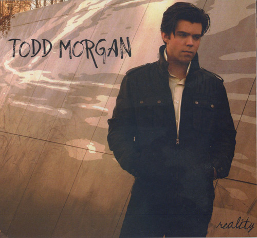 Todd Morgan - Reality, Front Cover